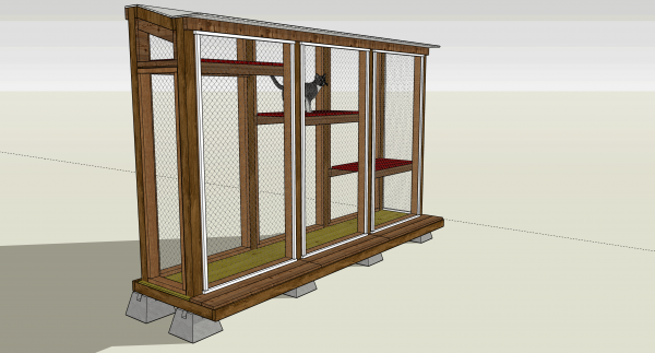 catio design by cat topia