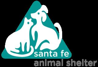 santa fe animal shelter logo